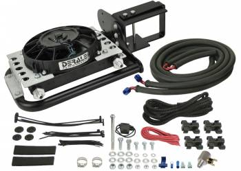 Derale Performance - Derale 87-06 Wrangler Transmission Cooler Kit