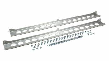 Derale Performance - Derale Stacked Plate Cooler Easy Fit Mounting Brackets - Dual