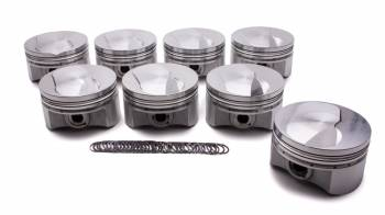 "Diamond - Diamond Nitrous Dome Piston Forged 4.600"" Bore 0.043 x 1/16 x 3/16"" Ring Grooves - Plus 46.0 cc"