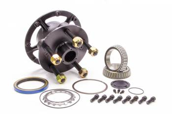 DMI - DMI GN Steel 5x5 Hub Assembly w/ Bearings & Seals
