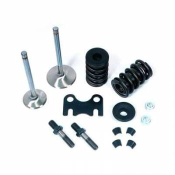 "Dart Machinery - Dart Cylinder Head Parts Kit - SB Chevy - 2.02"" Intake, 1.60"" Exhaust - 1.250"" Single Valve Springs"