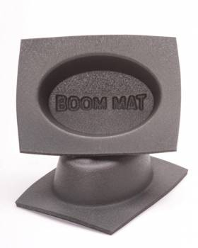 """Design Engineering - Design Engineering 6 x 9"""" Oval Speaker Baffles Slim Foam - Pair"""