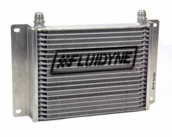 "Fluidyne - Fluidyne Transmission, Rear End Cooler - 11"" x 8"" x 2"""