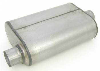 Thrush - Thrush Welded Muffler - Oval