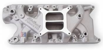 Edelbrock - Edelbrock Performer Intake Manifold - Ford 260-289-302 C.I.D. V8 (Idle-5500 RPM) w/o EGR