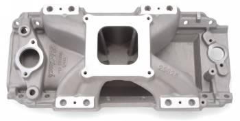 Edelbrock - Edelbrock Victor Jr. 454-R EFI Intake Manifold - Cast