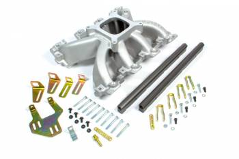 Edelbrock - Edelbrock Victor Jr. LS1 EFI Intake Manifold and Fuel Rail Kit - 29086 SB Chevy LS1 V8 EFI