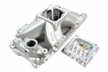 Edelbrock - Edelbrock BB Chevy Victor EFI Manifold - 4500 Flange