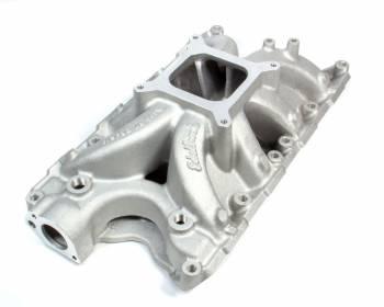 """Edelbrock - Edelbrock Victor Jr. Intake Manifold - Ford 351-W (9.5"""" Deck)"""