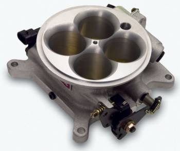 Edelbrock - Edelbrock Universal Throttle Body 1000 CFM Square Flange