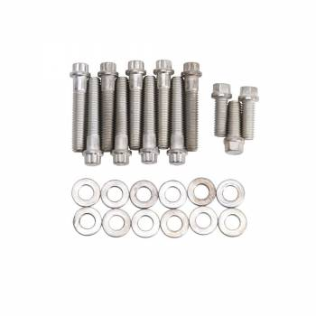 Edelbrock - Edelbrock Performer Series Intake Manifold Bolt Kit - Oldsmobile 330-403 Engine