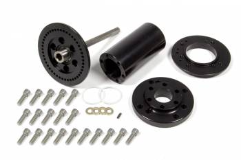 "Enderle - ENDERLE 5"" Long Fuel Pump Extension Quick Release Aluminum Black Anodize - Hex Driven Fuel Pump"