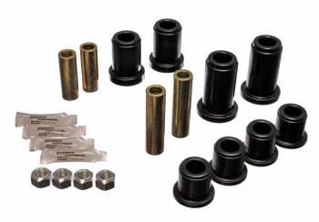 Energy Suspension - Energy Suspension Control Arm Bushing Set - Black