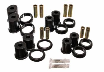 Energy Suspension - Energy Suspension Control Arm Bushing Set - Black