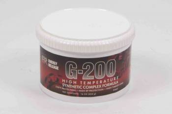 Energy Release - Energy Release®  G-200 High Temperature Synthetic Grease Tub - ?16 oz.