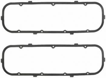 """Fel-Pro Performance Gaskets - Fel-Pro BB Chevy Valve Cover Gasket 5/32"""" Thick Rubber"""
