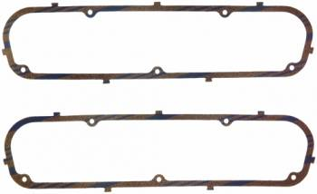 "Fel-Pro Performance Gaskets - Fel-Pro SB Chrysler Valve Cover 3/16"" Thick Cork/Rubber"