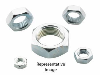 FK Rod Ends - FK Rod Ends 8 mm x 1.25 RH Thread Jam Nut Steel - Zinc Oxide