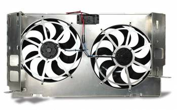 Flex-A-Lite - Flex-A-Lite Direct-Fit Dual Electric Fans - 1994-2002 Dodge Ram Diesel