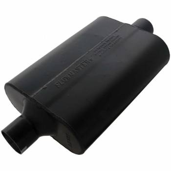 "Flowmaster - Flowmaster Super 44 Delta Flow Muffler - 2.25"" Center Inlet / Outlet"