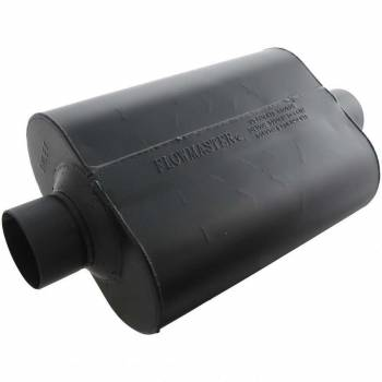 "Flowmaster - Flowmaster Super 44 Delta Flow Muffler - 3"" Center Inlet / Outlet"