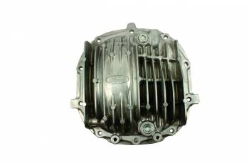 """Ford Racing - Ford Racing Cooler Ports Differential Cover Aluminum Natural Ford 8.8"""" - Each"""