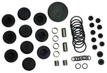 Ford Racing - Ford Racing Replacement Freeze Plug Kit Aluminum O-Ring Style