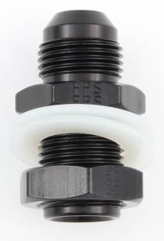 Fragola Performance Systems - Fragola -8 AN Fuel Cell Bulkhead Adapter - Black