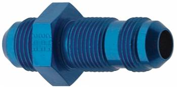 Fragola Performance Systems - Fragola Straight Bulkhead Adapter -10 AN