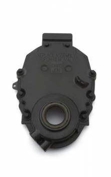 GM Performance Parts - Gm Performance Parts SBC Front Timing Cover - Black Plastic