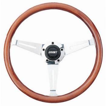 "Grant Steering Wheels - Grant Collector's Edition Steering Wheel - 14 1/2"" - Walnut"