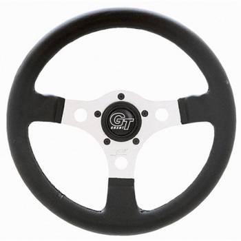 """Grant Steering Wheels - Grant Formula GT Steering Wheel - 13"""" - Black / Silver"""