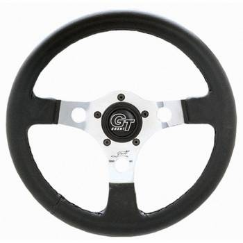 "Grant Steering Wheels - Grant Formula GT Steering Wheel - 14"" - Black / Aluminum"