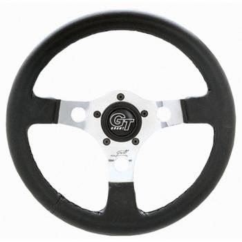 """Grant Steering Wheels - Grant Formula GT Steering Wheel - 14"""" - Black / Aluminum"""