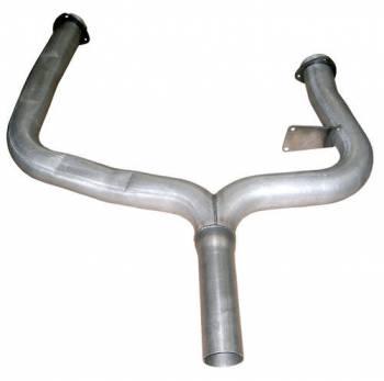 Hedman Hedders - Hedman Hedders Y-Pipe Exhaust Pipe