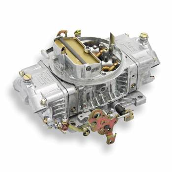 Holley Performance Products - Holley Double Pumper Carburetor - Shiny Finish