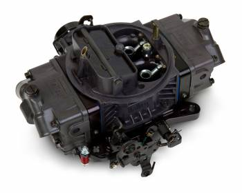 Holley Performance Products - Holley 850 CFM Ultra Double Pumper Carburetor - Gray/Black