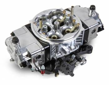 Holley Performance Products - Holley 650CFM Ultra XP Carburetor - Black Anodize/Polished