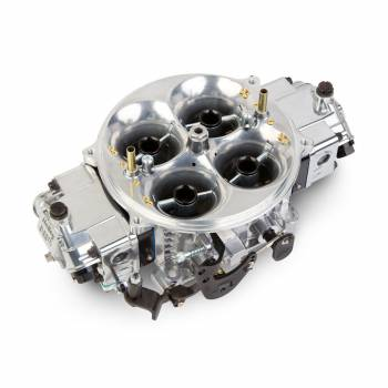 Holley Performance Products - Holley Ultra Dominator Carburetor - 1250 CFM 4500 Series - Black