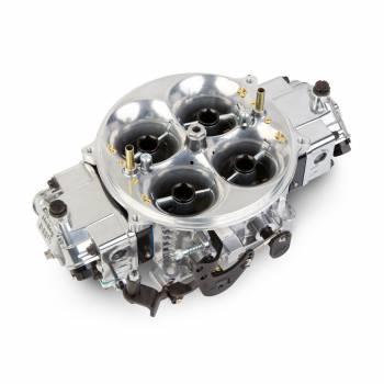 Holley Performance Products - Holley Ultra Dominator Carburetor - 1250 CFM 4500 Series - Black
