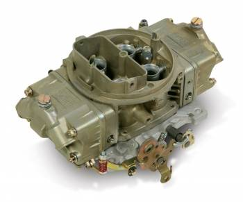 Holley Performance Products - Holley Competition Carburetor - 850 CFM Four Barrel - Model 4150