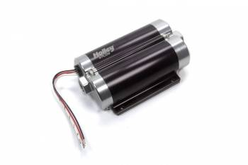 Holley Performance Products - Holley 160 GPH Dominator In-Line Billet Fuel Pump