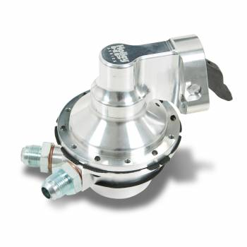 Holley Performance Products - Holley Billet HP Series Mechanical Fuel Pump - SB Chevy - 170+ GPH