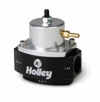 Holley Performance Products - Holley HP EFI Billet Fuel Pressure Regulator - 40-70 PSI