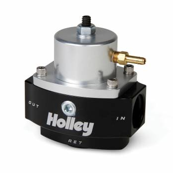 Holley Performance Products - Holley Dominator EFI Billet Fuel Pressure Regulator - 40-70 PSI