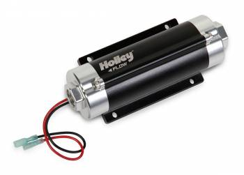 Holley Performance Products - Holley HP In-Line Billet Fuel Pump - Hi-Flow