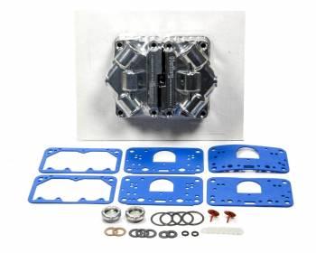Holley Performance Products - Holley Fuel Bowl Sight Window Kit - Single Inlet