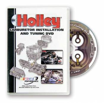 Holley Performance Products - Holley Carburetor Installation and Tuning DVD