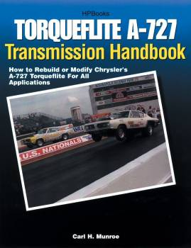HP Books - Torqueflite A-727 Transmission Handbook