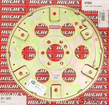 Hughes Performance - Hughes HD Flexplate SFI BB Chevy 454 168 Tooth External Balance